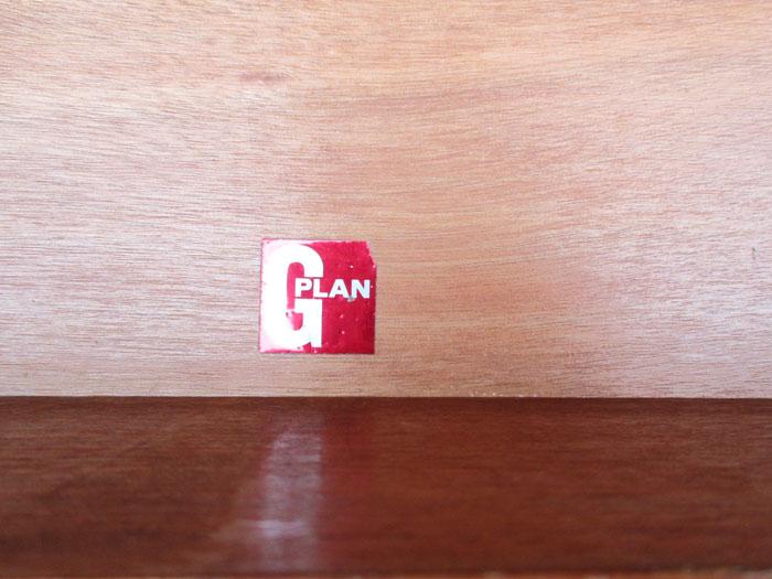 G-plan デスク
